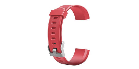 ID115 Plus Smart Watch/Bracelet Replacement Band - Red