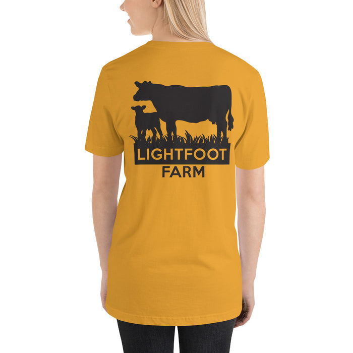 Lightfoot Farms Bella Canvas Unisex T-Shirt