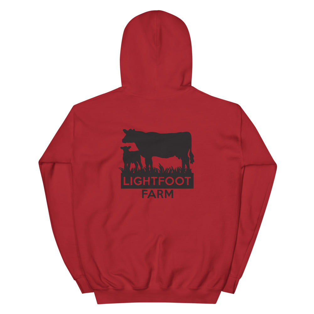 Lightfoot Farms Hoodie Sweatshirt