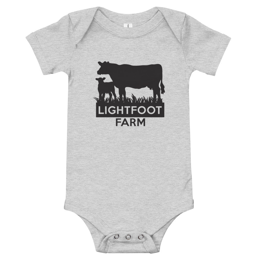 Lightfoot Farms Baby Onesie