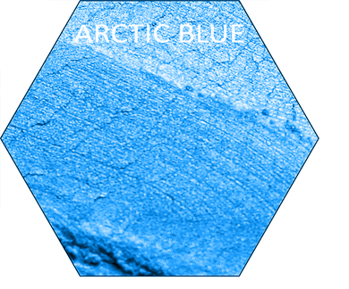 Epoxy Resin Color Pigment - ARCTIC BLUE - 50g