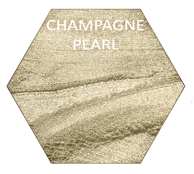 Epoxy Resin Color Pigment - CHAMPAGNE PEARL - 50g