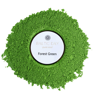 Epoxy Resin Color Pigment - FOREST GREEN – 50g