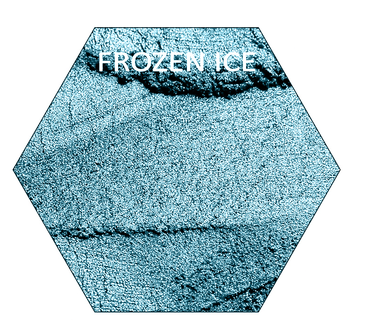 Epoxy Resin Color Pigment - FROZEN ICE - 50g