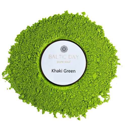Epoxy Resin Color Pigment - KHAKI GREEN – 50g