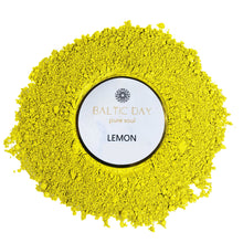 Load image into Gallery viewer, Epoxy Resin Color Pigment - LEMON – 50g