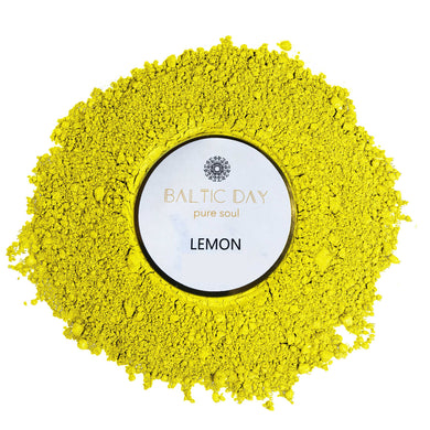 Epoxy Resin Color Pigment - LEMON – 50g