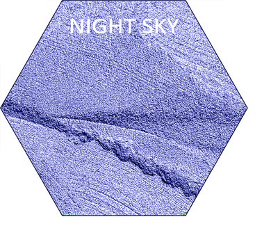 Epoxy Resin Color Pigment - NIGHT SKY - 50g