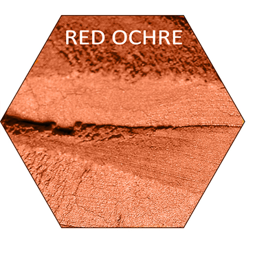 Epoxy Resin Color Pigment - RED OCHRE - 50g