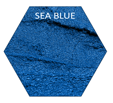 Epoxy Resin Color Pigment - SEA BLUE - 50g