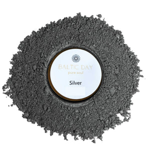 Epoxy Resin Color Pigment - SILVER – 50g