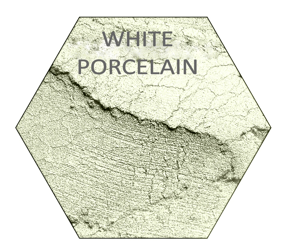 Epoxy Resin Color Pigment - WHITE PORCELAIN - 50g