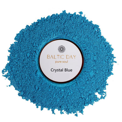 blue epoxy pigment powder