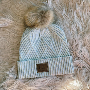 Cozy Heathered Beanie
