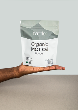 Organic MCT Oil Powder - Unflavored