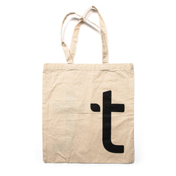 Tattle Cotton Tote Bag
