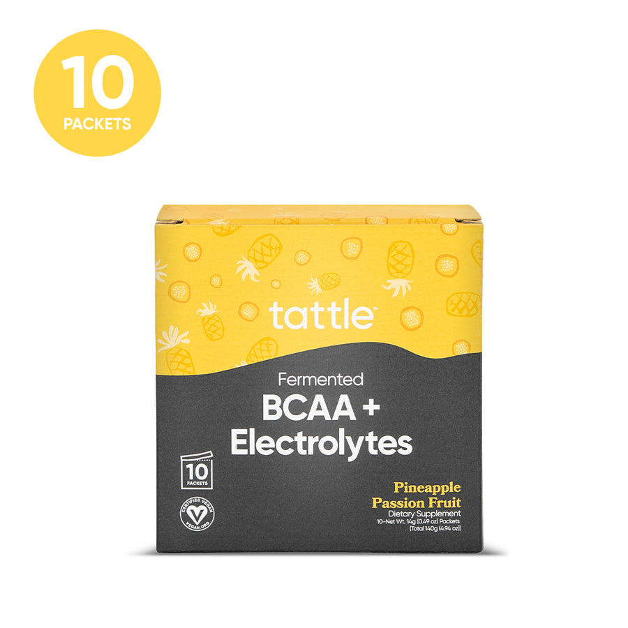 BCAA + Electrolytes - Pineapple Passion Fruit
