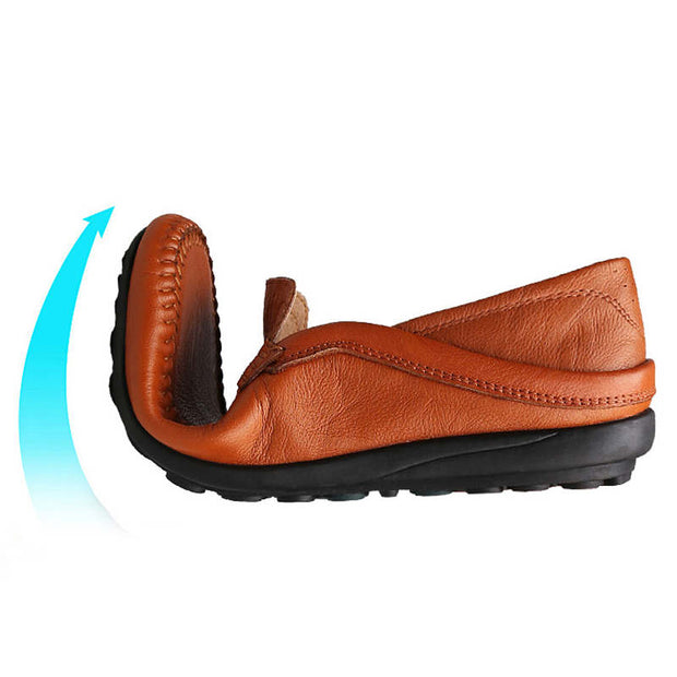 Men's Summer Solid Comfortable Round Head Breathable Casual Shoes