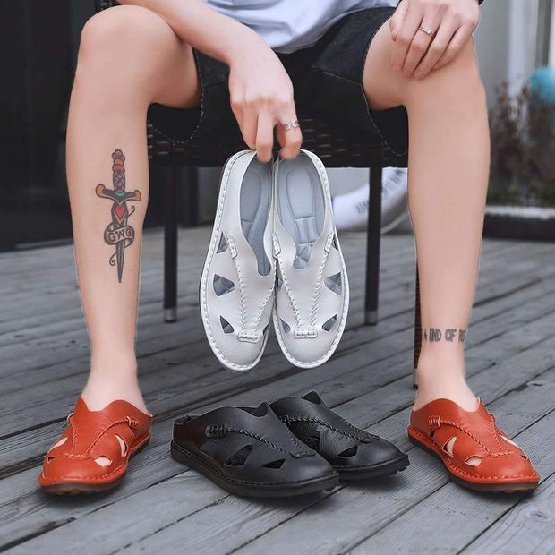 Men's Summer Rubber Casual Beach Sandals