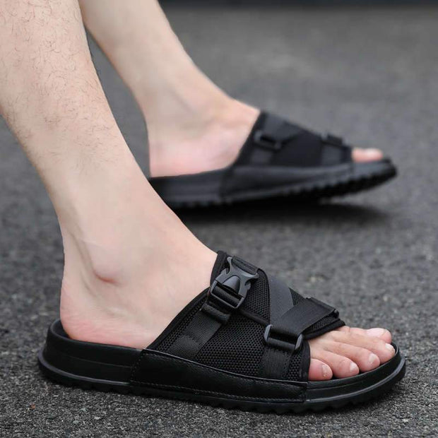 Men's Summer Solid Wear Casual Sandals