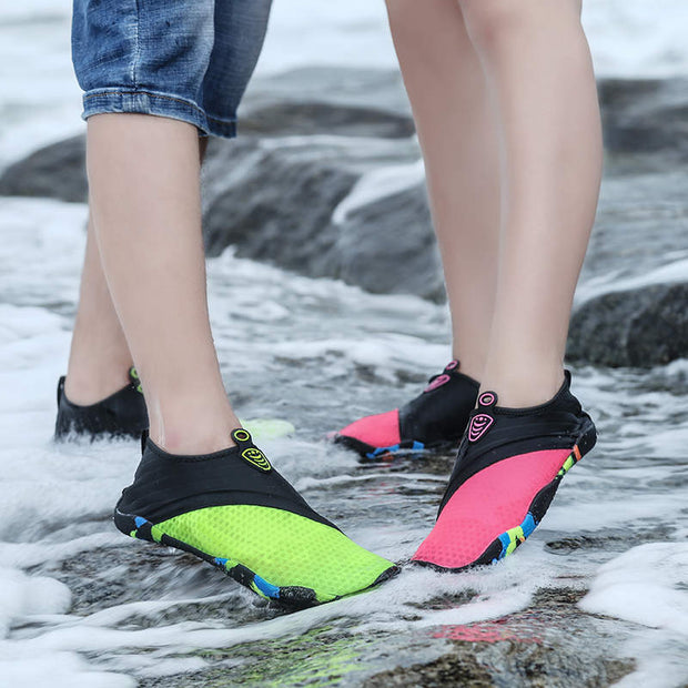 Unisex Fashion Beach Shoes Ultralight Non-slip Water Shoes