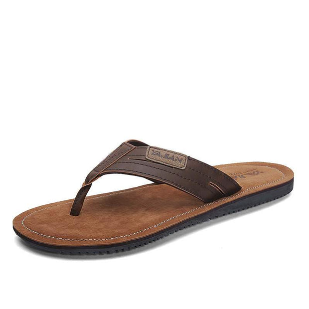 Men's Summer Indoor and Outdoor Casual Flip Flops