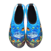 Men's Fashion Beach Shoes Swimming Shoes