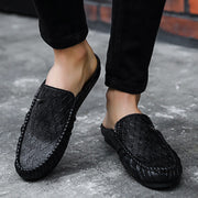 Men Summer Fashion Flats Non-slip Casual Slippers