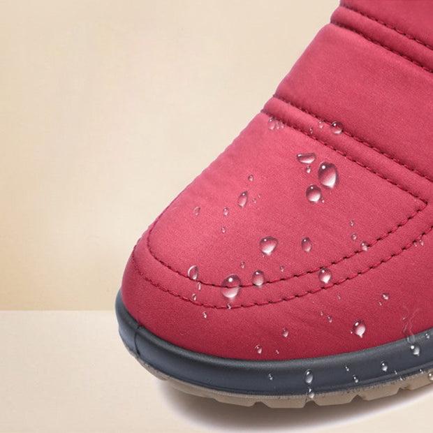 Women's Breathable Non-slip Waterproof Plush Shoes (Get 20% Off for 2nd One)
