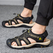 Men's Breathable Mesh Fashion Wild Sandals