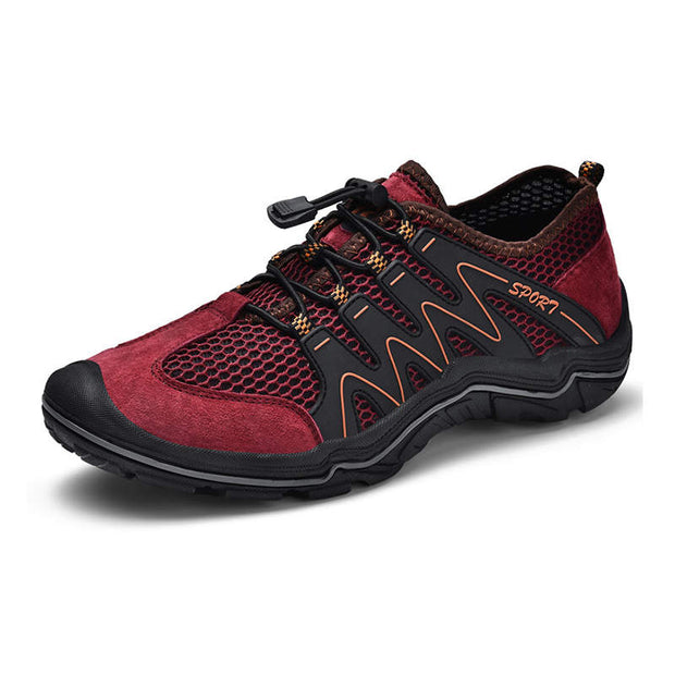 Men's Fashion Water Shoes Non-slip Wear-resistant Hiking Shoes