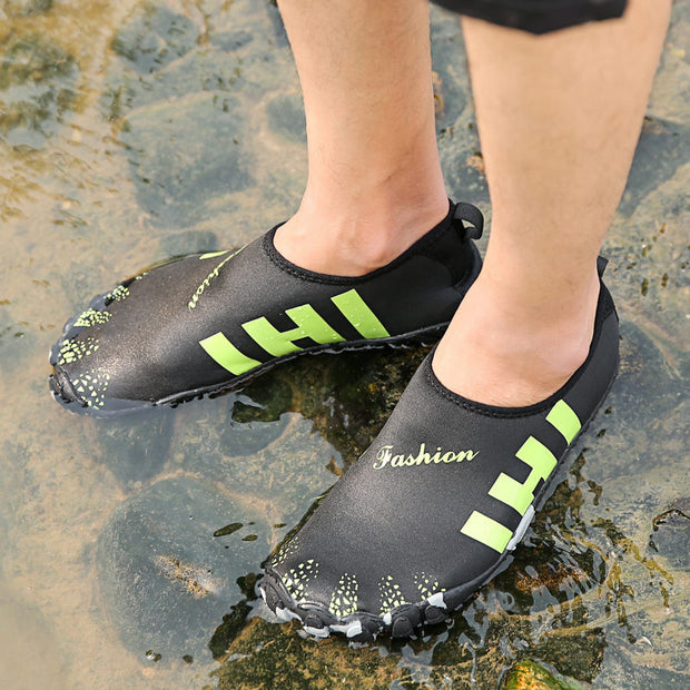 Men's Slip-resistant Water Shoes Durable Beach Shoes