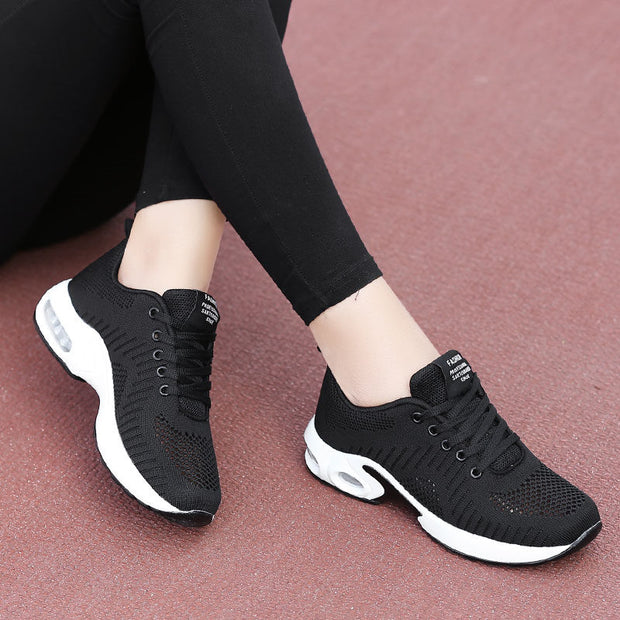 Women Lightweight Non Slip Casual Walking Athletic Sneakers