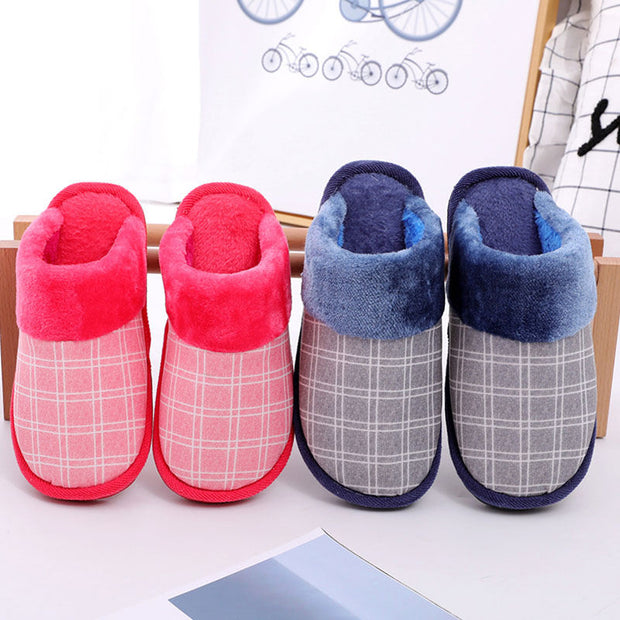 Men's Fashion Soft Non-slip Breathable Round-Toe Slippers
