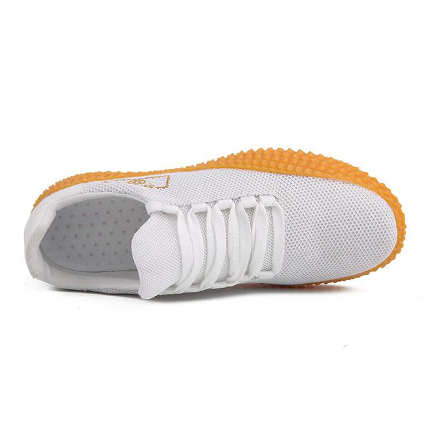 Men's Breathable Knitted Flat Casual Sport Shoes (Get 2nd One 20% Off)