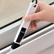 Window Recess Groove Clean Thoroughly Brush Dustpan Keyboard Drawer Crevice Wash Cleaning Tools