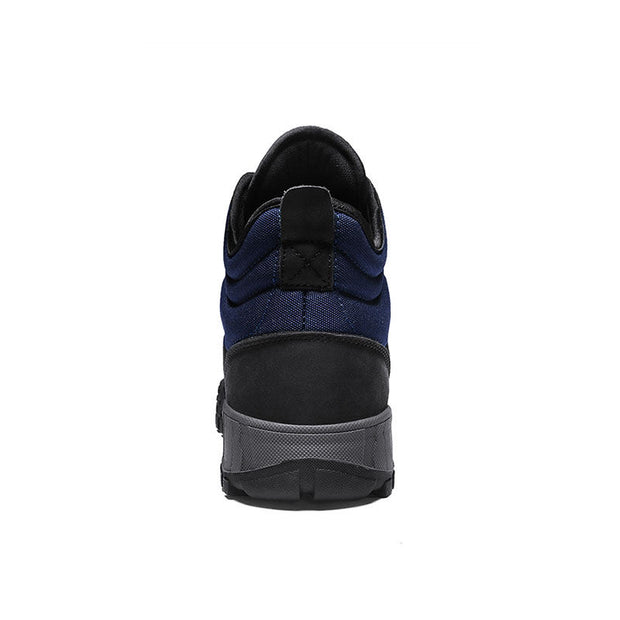 Men's Casual Soft Round-Toe Mesh Fabrics Sports Shoes