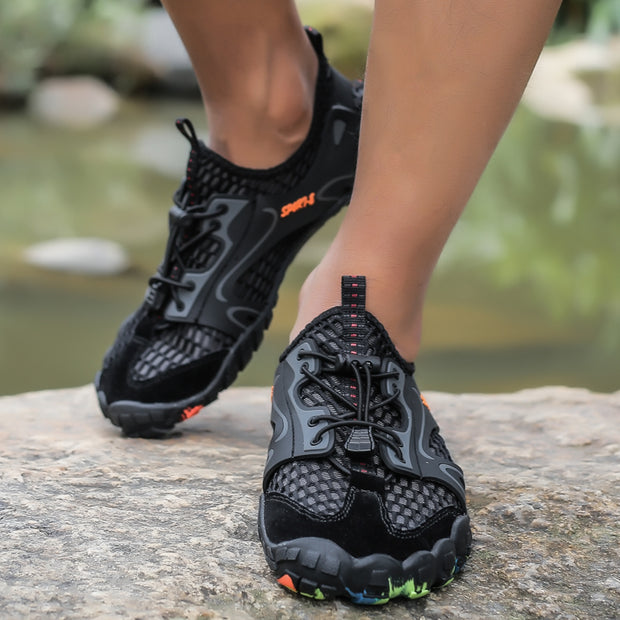 Men's High Quality Mesh Fabrics Quick Dry Hiking Water Shoes (Get 2nd One 20% Off)