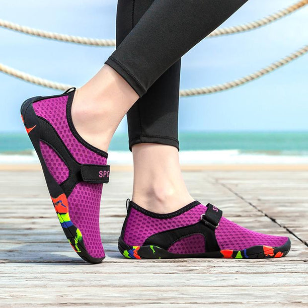 Unisex's Quick Dry Mesh Fabrics Water Shoes