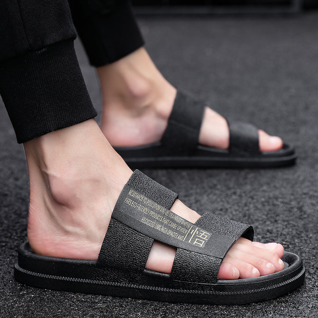 Men's Summer Fashion Soft Beach Flats Slippers