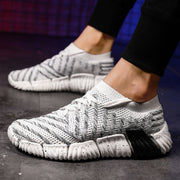 Men's Summer Mesh Comfortable Round Head Breathable Casual Shoes