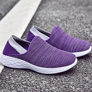 Unisex Knitted Multi Wearing Athletic Casual Shoes
