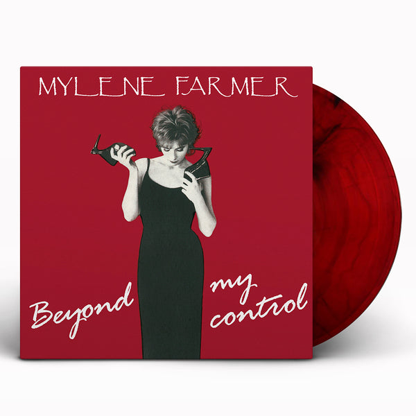 Beyond My control (Single Mix) - 45T couleur