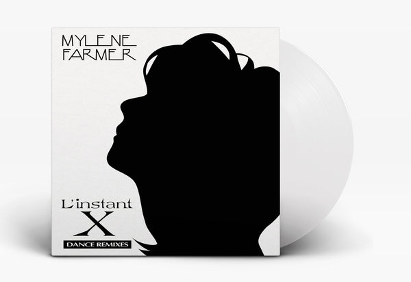 Mylène Farmer - L'instant X (Dance Remixes) - Maxi 45T couleur