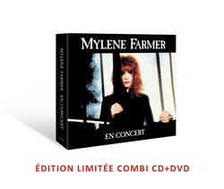 Mylène Farmer - En concert - Edition Combi CD+DVD