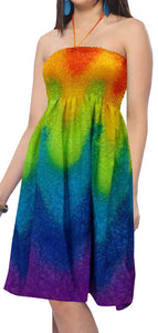 la-leela-soft-printed-aloha-beach-length-knee-tube-dress-multi-2358-one-size