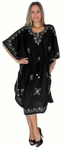 la-leela-bikni-swimwear-cover-ups-rayon-solid-beach-dress-women-osfm-14-28-l-4x-black_1407