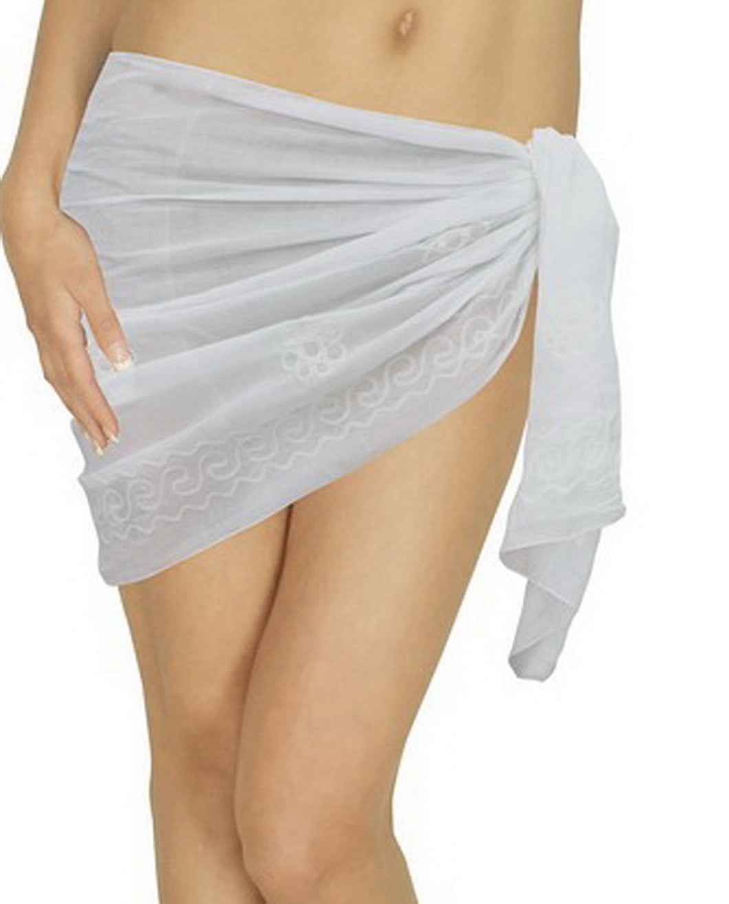 la-leela-cotton-swimsuit-pareo-towel-women-sarong-solid-72x19-white_6062-white_e352