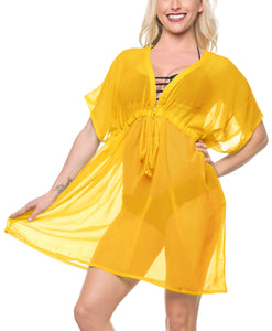 la-leela-bikni-swimwear-chiffon-solid-cover-up-blouse-women-osfm-14-24-l-3x-yellow_856