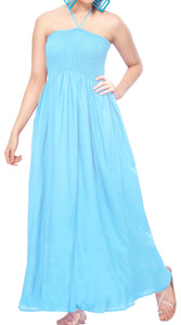la-leela-rayon-solid-tube-dress-party-top-evening-womens-light-blue-261-one-size